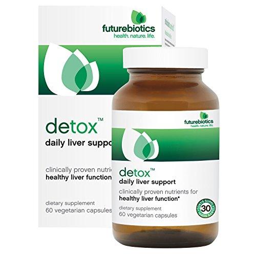 Futurebiotics - Detox - 60 Vegetarian Capsules (Cleanse Caps Thistle 60)