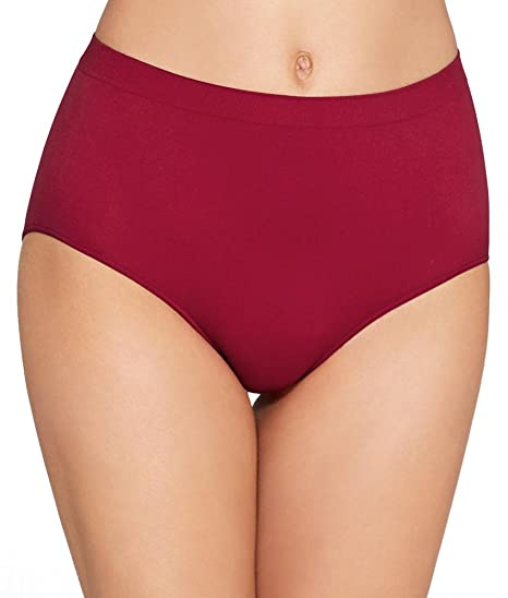 6ce39b6101d Bali Women s Comfort Revolution Seamless Brief Panty at Amazon ...