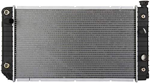 Price comparison product image Spectra Premium CU705 Complete Radiator