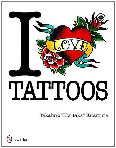 Read Online I Love Tattoos pdf