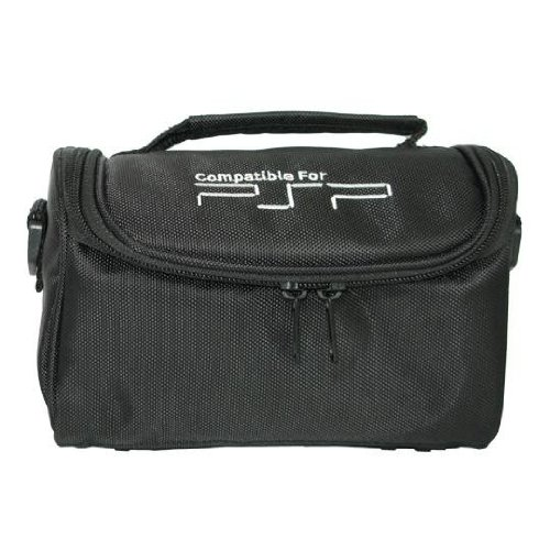 - PSP 2000 Compatible Multi-Function Carrying Bag
