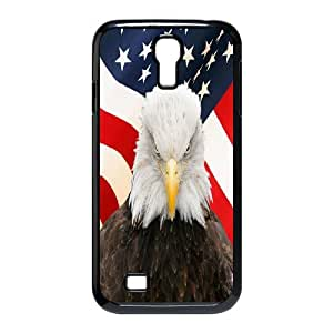 Custom Phone Case American Eagle and Flag For SamSung Galaxy S4 Case APPL8304869