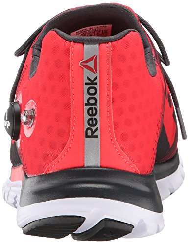 Reebok Z-pompa Fusion Scarpa da corsa Neon Cherry/Gravel/White/Black