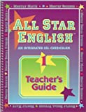 img - for All Star English: Teacher's Guide Level 1 book / textbook / text book