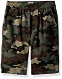 Levi's Big Boys' Pull on Shorts, Cypress Camo, L