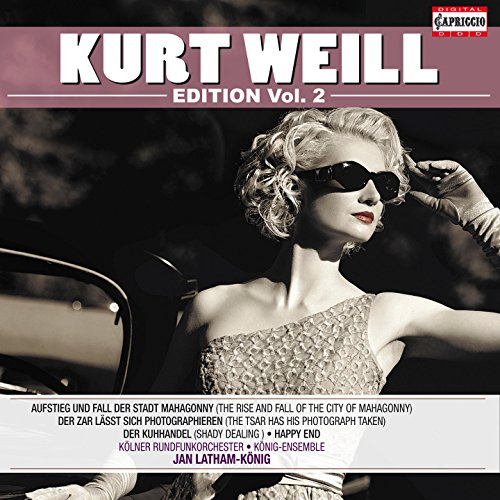 - Kurt Weill: Complete Recordings, Vol. 2