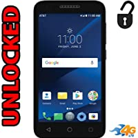Alcatel Ideal Xcite 4G LTE Unlocked 5044R 5 inch 8GB Usa...
