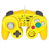 Classic Controller for Wii U Pikachu (benefits Wii remote control sheet (Pikachu) included)