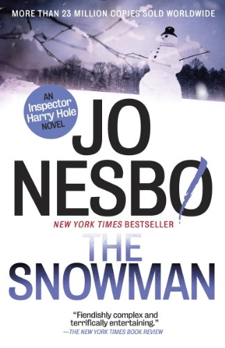 The Snowman: A Harry Hole Novel (7) (Har - Character Snowman Shopping Results