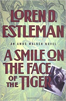 Book A Smile on the Face of the Tiger (The Amos Walker Series #15)