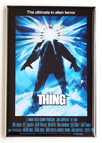 The Thing  Movie Poster Fridge Magnet