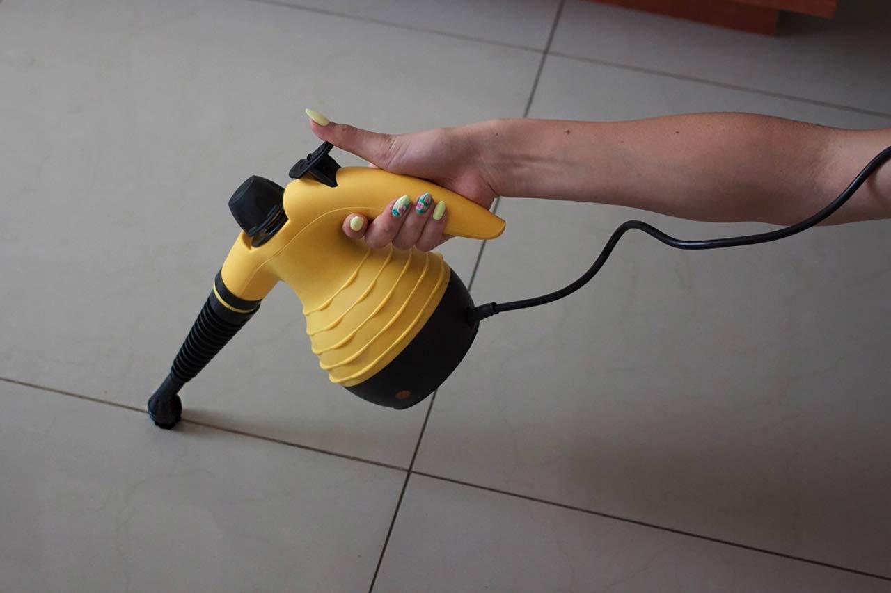 MAL Dampfmop Handdampfreiniger Dampfente Dampfreiniger HDR PRO