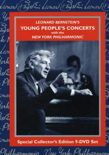 DVD : The Scottish Opera - Leonard Bernstein's Young People's Concert With The New York Philharmonic: Volume 1 (DVD)