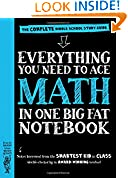#4: Everything You Need to Ace Math in One Big Fat Notebook: The Complete Middle School Study Guide (Big Fat Notebooks)