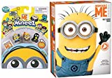 Character Minion Snacks Assorted Fruit Flavor Pouches Despicable Me 3 + Bonus Mineez Mini Figures pack