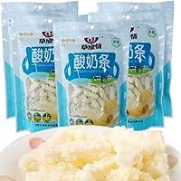 草原情休闲奶酪酸奶条150g*5