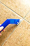 8-Inch Angled Grout Hand Saw with Diamond Surface