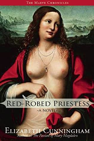 book cover of Red-Robed Priestess