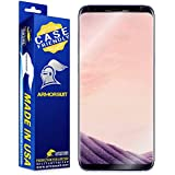 ArmorSuit - Galaxy S8 Plus Screen Protector [Case Friendly] MilitaryShield for Samsung Galaxy S8