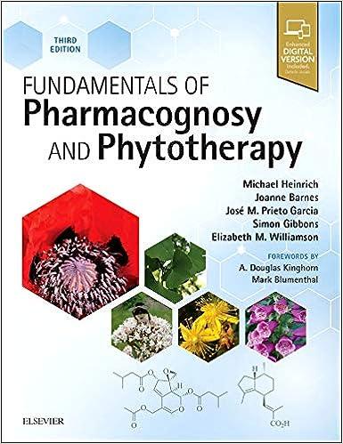 Fundamentals of Pharmacognosy and Phytotherapy E-Book, 3rd Edition - Original PDF
