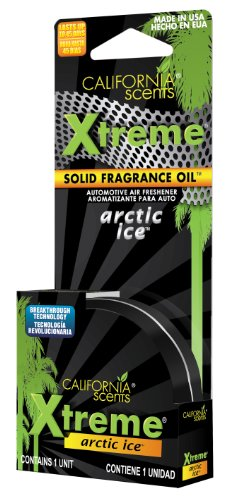 California Scents Xtreme, Arctic Ice, 1-Count (Pack of 4)