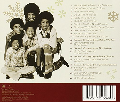 The Jackson 5 Have Yourself A Merry Little Christmas.Ultimate Christmas Collection