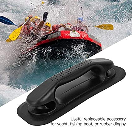 Alomejor Paddle Handles Grip Canoe Rowing Boat Paddle Handles Boat Water Drifting with Non-Slip Handle for Rubber Dinghy Raft