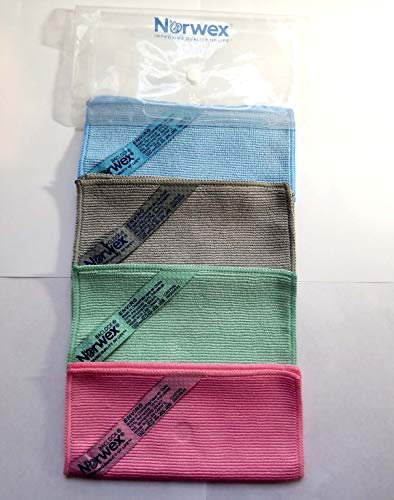 Norwex EnviroCloth Travel Pack - (VERY SMALL/TRAVEL SIZE)