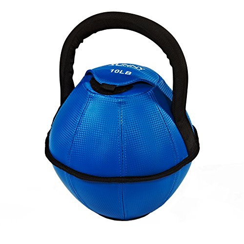 Sunny Health & Fitness No. 073-10 Soft Kettlebell -10lb 10 Review