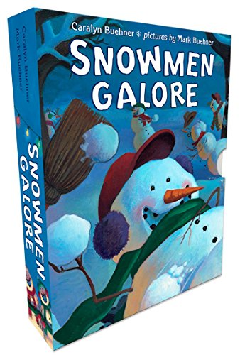 Snowmen Galore (Christmas At Snowmen)