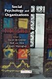 Social Psychology and Organizations, , 0415651824