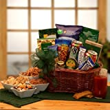 Heart Healthy Low Fat Gourmet Gift Basket