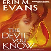 The Devil You Know: A Brimstone Angels Novel | Erin M. Evans
