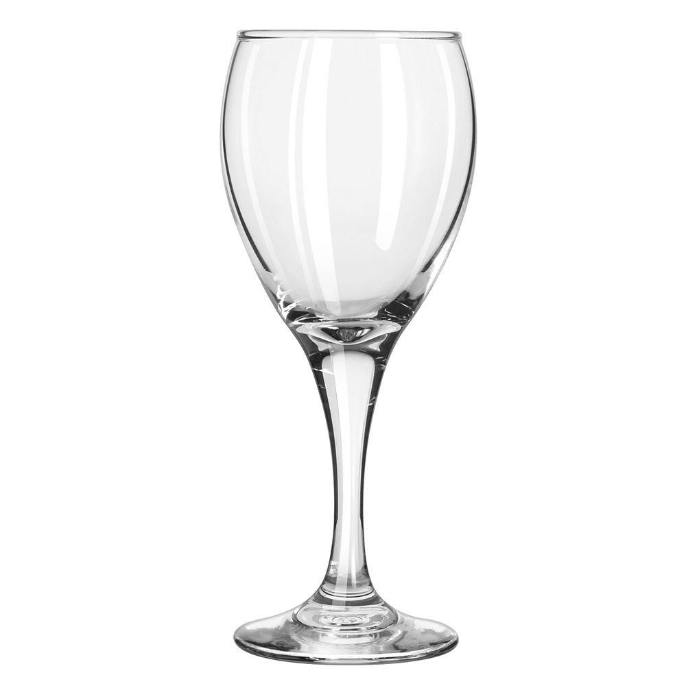 Teardrop 8.5 Oz White Wine Glass