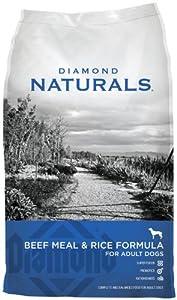 Amazon.com: Diamond Naturals Dry Food for Adult Dog, Beef