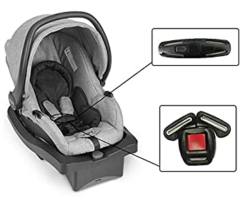 For Urbini Omni Infant Baby Car Seat Harness Chest Clip Buckle Set