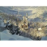 Ludwig's Castle-by E. Streichan/shostal Assoc.-1000 Piece Jigsaw Puzzle by Great American Puzzle Factory