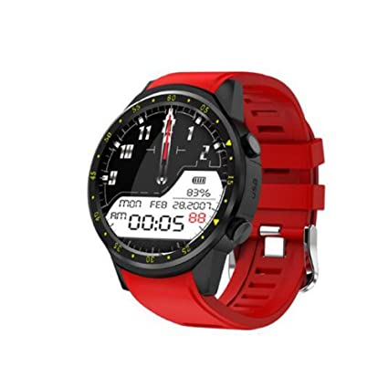 ZLOPV Deportes Smartwatch Bluetooth Compatible Monitor de Ritmo ...