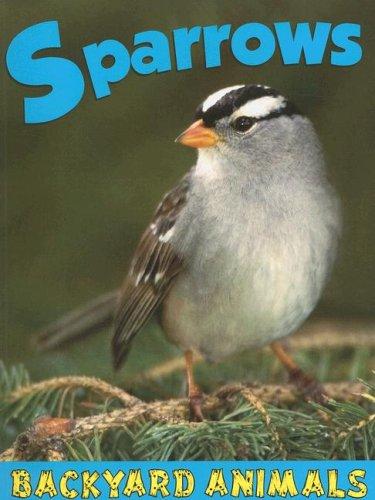Sparrows (Backyard Animals) pdf epub