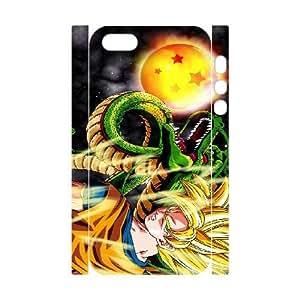 iphone5s Phone Case White Dragon Ball WQ5RT7435020
