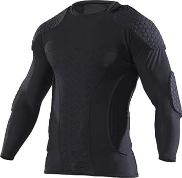 Mcdavid Hex Pro Style TM de Portero de fútbol Camiseta Saller Extreme,
