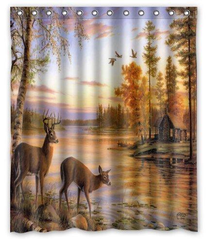 Deer water-proof Polyester (60