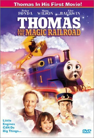 Thomas and the Magic Railroad by Sony Pictures Home Entertainment