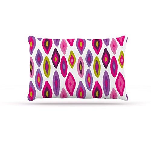 Kess InHouse Nicole Ketchum Mgoldccan Dreams  Fleece Dog Bed, 50 by 60 , Multicolor