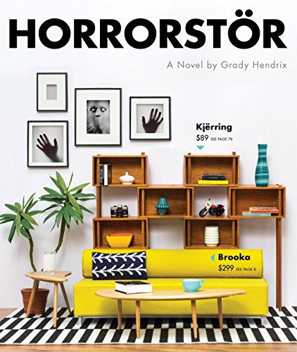 Halloween Club Stores - Horrorstor: A