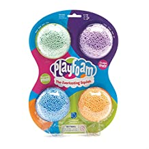 Educational Insights Playfoam Classic 4-Pack | Non-Toxic, Never Dries Out | Sensory, Shaping Fun, Great for Slime| Perfect for Ages 3 and Up