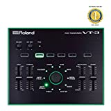 Roland VT-3 Voice Transformer Vocal Effects Processor with 1 Year Free Extended Warranty
