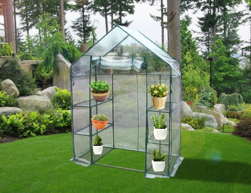 Portable Indoor Greenhouse : On sale quictent new mini quot x portable green