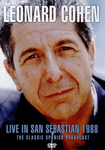 - Leonard Cohen - Live In San Sebastian 1988