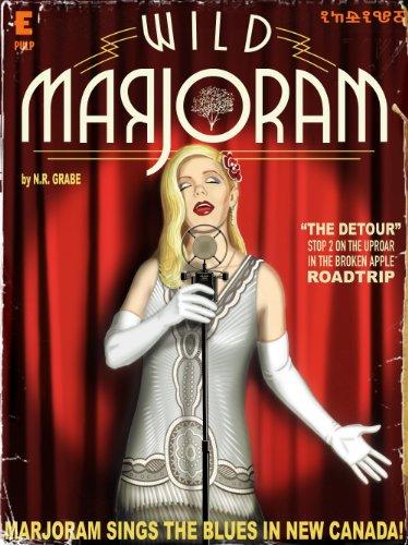 Wild Marjoram: The Detour (Stop 2 on The Uproar in the Broken Apple Road Trip)